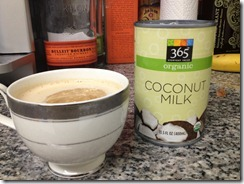 Coconut Coffee 3-23