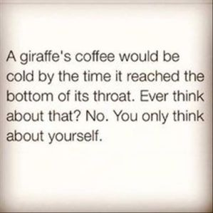 coffee giraffe