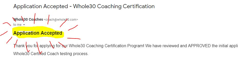 accepted w30